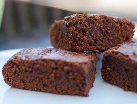 Receta de brownie thermomix