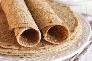 Receta de crepes sin harina para celíacos