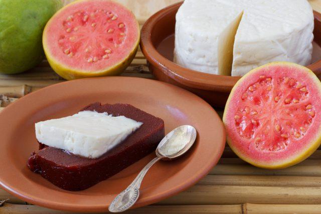 Receta de dulce de guayaba