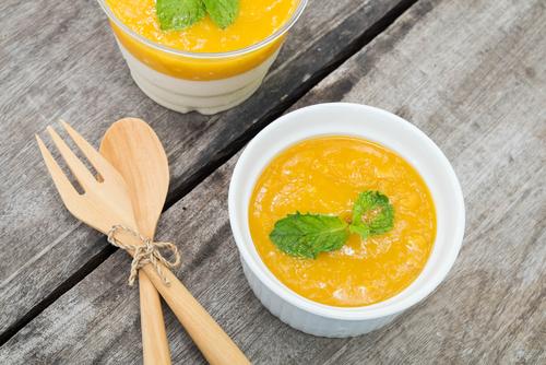 Receta de jalea de mango