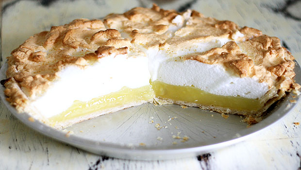 Receta de lemon pie dukan