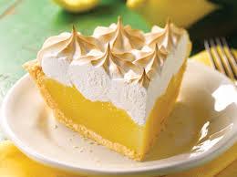 Receta de lemon pie light