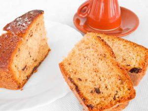 receta bizcocho de avena sin harina