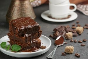 receta original brownie americano