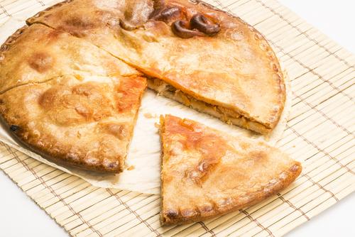 Receta de empanada gallega de ventresca de bonito