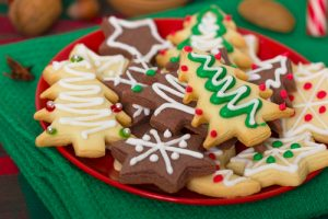 galletas navideñas decoradas cookies
