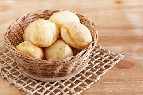 Receta de pan de yuca sin queso