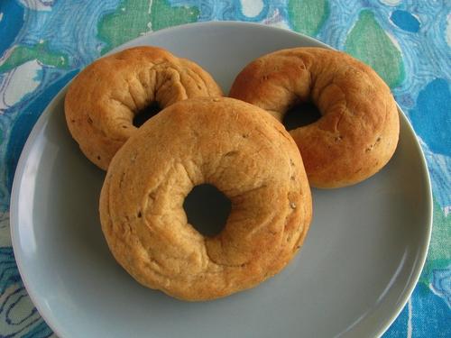 Receta de rosquillas de anís sin azúcar