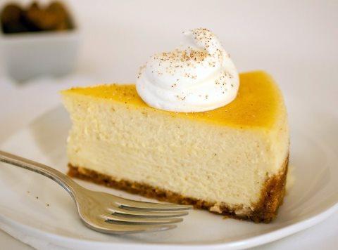 Receta de tarta de queso y limón