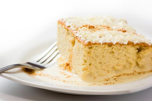 Receta de torta tres leches peruana