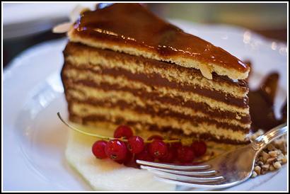 Receta de tarta tatin de limón y chocolate