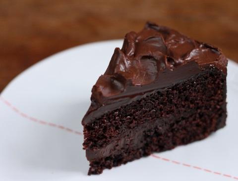 Receta de tarta de chocolate fácil