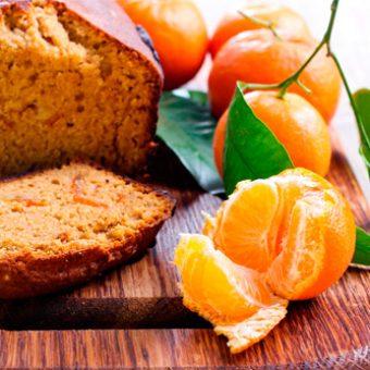 receta bizcoho de naranja sin yogur