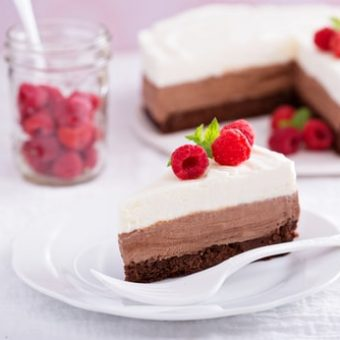 receta tarta de tres chocolates sin nata