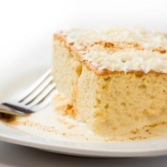 receta torta de tres leches peruana
